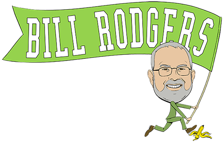 Bill Rodgers - Comedy Writer